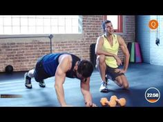 Introduction To HIIT Training Part 3 XFA Fitness - YouTube