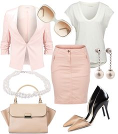 Creme-Nude #fashion #style #look #dress #mode #outfit