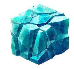 ArtStation - Cubes, Lynn Chen