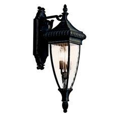 Kichler Lighting Venetian Rain Outdoor 2-light Wall Lantern