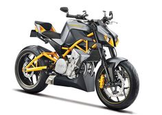 Hero Hastur 620cc Street Fighter Concept