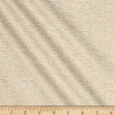 Moda Modern Backgrounds Luster Metallic Grid Fog from @fabricdotcom  Designed by Zen Chic for Moda, this cotton print collection features metallic accents throughout. Perfect for quilting, apparel and home decor accents. Colors include fog white with gold metallic accents.