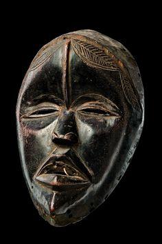 Dan Tankagle Mask, Ivory Coast http://www.imodara.com/post/90197143894/ivory-coast-dan-tankagle-entertainment-mask