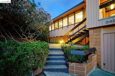 This charming Woodminster mid-century is perched just above Holy Names University with long views across the bay. The home has remained in the same family since it was new and therefore boasts loads of unpainted original detail. From the substantial masses of masonry to the large expanses of wood paneling, there is much to be…