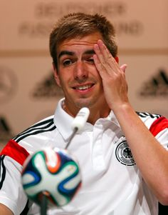 Philipp Lahm, official cuteface