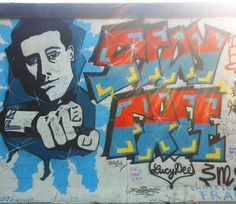 #StayFree #EastSideGallery