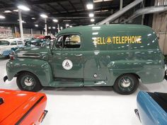vintage delivery vans for sale   CLASSIC CAR GALLERY ...