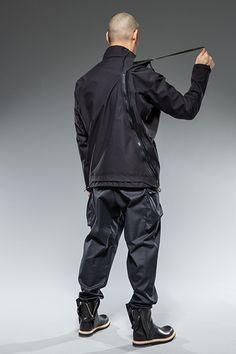 Acronym Hardshell dropin jacket. Goretex