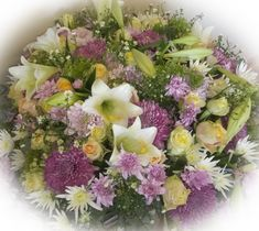 Funeral Wreath and Flowers for Church (Begrafnis kerkruikers en blomme) Funeral, Floral Wreath, Wreaths, Flowers, Decor, Floral Crown, Decoration, Door Wreaths, Deco Mesh Wreaths