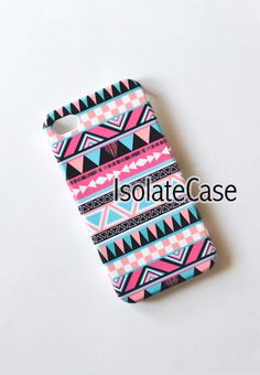 iphone 5 case  Tribal Aztec Geometric with wood by IsolateCase, $24.00