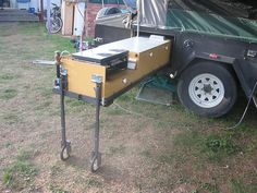 Image result for camp kitchens for camper trailers