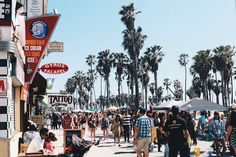 Urban Outfitters - Blog - About a Place: Venice Beach Boardwalk