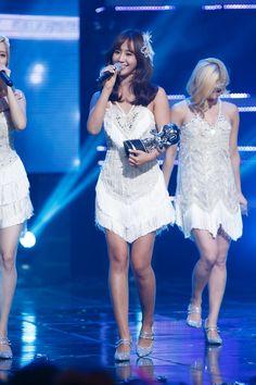 Kwon Yuri - Winner's Stage - Girls' Generation - Lion Heart