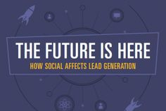 How Social Affects Lead Generation [Slide Deck] Online Marketing Tools, Direct Marketing, Sales And Marketing, Internet Marketing, Social Media Marketing, Marketing Automation, Inbound Marketing, Lead Nurturing, Cold Calling