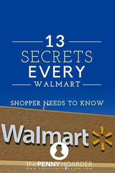 Do you know how to find the best Walmart deals? We found X ways for you to save even more money! - The Penny Hoarder http://www.thepennyhoarder.com/walmart-deals-shopping-secrets/