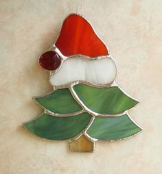 1000 images about stained glass colors on pinterest for Petit sapin artificiel decore