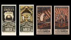 BBQ Posters 4
