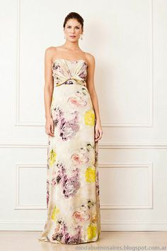| ... 2014. Verónica Far vestidos primavera verano 2014. Moda 2014