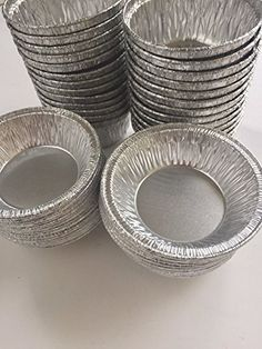 Variety 50 Ramekin 4 oz  50 Tart 3 Pan Aluminum Foil Disposable Mini Pie Tin *** Find out more about the great product at the image link.(This is an Amazon affiliate link and I receive a commission for the sales)