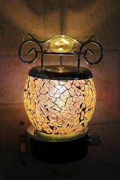 Aroma Delights Hummingbird Night Light Plug In Oil Warmer for ...