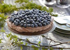 Scandinavian Food, Mousse Cake, Vegan, Baking Recipes, Nom Nom, Cheesecake, Beverages, Food And Drink, Favorite Recipes