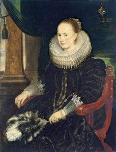 1624 Cornelis de Vos - Antonia Canis