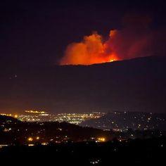 Waldon Canyon Fire
