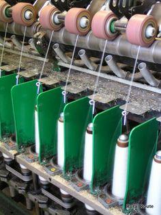 Wool Spinning Mills | Wool To Yarn, Pt 2