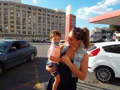 ASHTON with mamma
