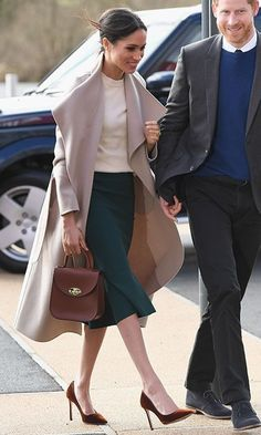 fe53087f5b2f6 Meghan Markle style  All of her latest fashion