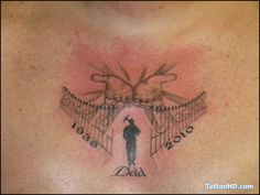 Memorial Tattoos, Designs And Ideas : Page 29