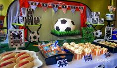 decoracion de fiesta infantiles tematicas - Buscar con Google