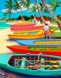 http://www.islandstore.net/caribbean-art.html - Island Store_ Artist Shari…