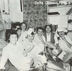 Drake University 1961-Delta Gamma