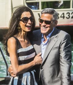 George and Amal's Most Tender Moments