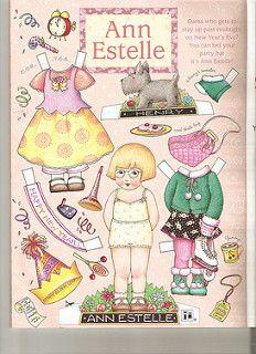 Ann Estelle paper doll 5   par Lagniappe*Too