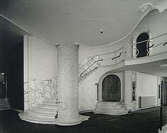Sybold van Ravesteyn, uitbreiding Schouwburg Kunstmin, Dordrecht 1938