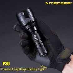 Only US$64.95, buy best Nitecore P30 XP-L HI V3 1000LM Long Range LED Hunting Flashlight 618M sale online store at wholesale price.US/EU warehouse.