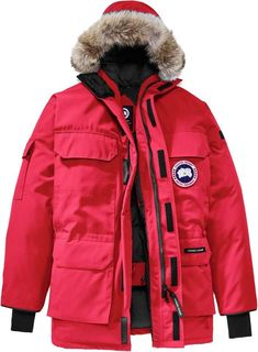 0b5f7eacc4a4 Canada Goose Expedition Down Parka - Men s