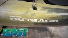 Hobie Mirage Outback Overview iCast 2018