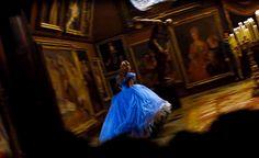 Cinderella Live Action, Cinderella 2015, Disney Live, Disney Magic, Disney Cartoons, Disney Movies, School For Good And Evil, Have Courage And Be Kind, Fairytale Dress