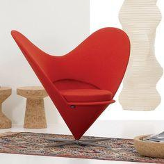Fancy - Vitra Heart Cone Chair
