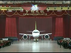 C919, China's first homemade large passenger aircraft, was rolled out of the final assembly line in Shanghai on Monday. The plane designed to have 158 seats ...