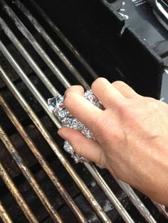 How to clean the bbq grill in a snap - B+C Guides Bbq Grill, Grilling, Smoker Stand, Outdoor Smoker, Arm And Hammer Super Washing Soda, How To Clean Bbq, Clean Baking Pans, Cleaning Painted Walls, Hardware