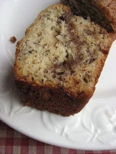 Starbucks Banana Walnut Bread  -good, Becky - made muffins instead.  20 min.  Added 3 T flour and 2 T butter to strudel