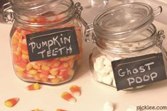Cute halloween party idea!