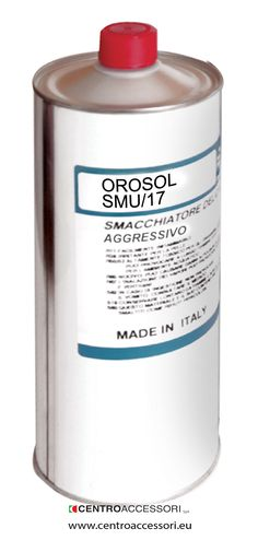 Orosol SM/17, smacchiatore. Stain remover. #CentroAccessori