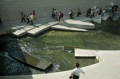 ChonGae Canal Restoration Project / Mikyoung Kim Design