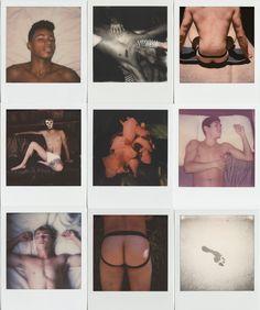 Polaroids, 2017 - STUART SANDFORD