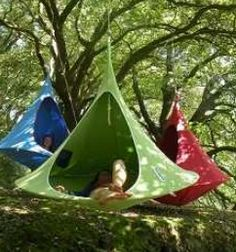 Awesome hammocks make your own.